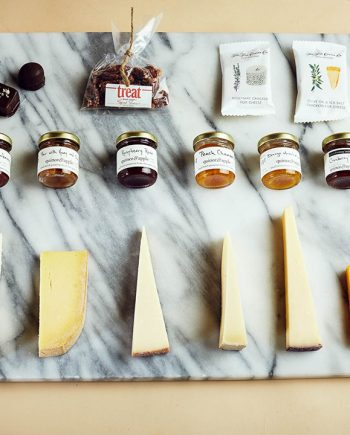 Fromagination features wedding favors