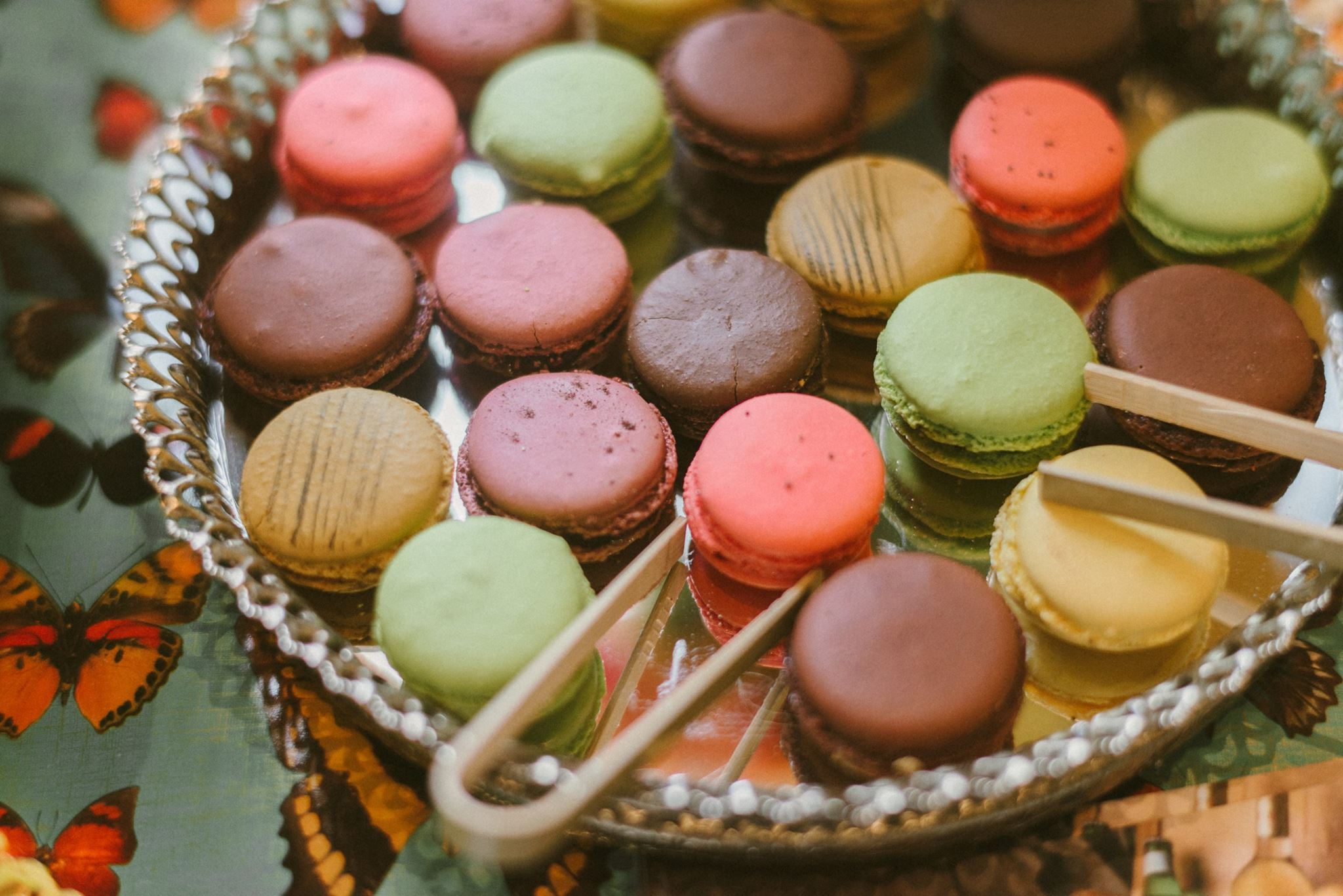 Classic Macaroons