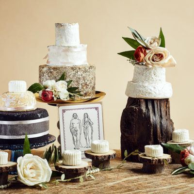 Fromagination creates wonderful cakes of cheese!