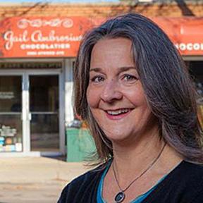 Fromagination features Gail Ambrosius's chocolates