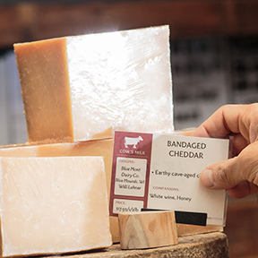 Fromagination features locally produced artisan cheeses