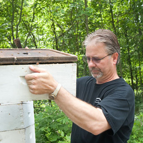Fromagination features Doug Schulz's honey