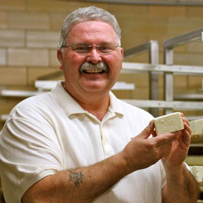 Fromagination carries Myron Olson's cheeses