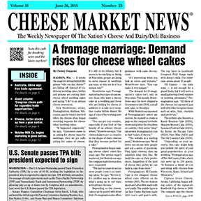 News about Fromagination