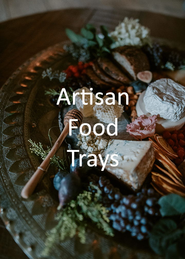 Fromagination features Artisan Food Trays for all occasions