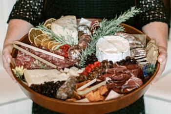 Create a Cheese Board