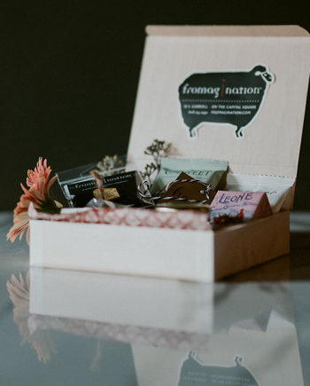 Fromagination features the Sweet Surprise Gift Box