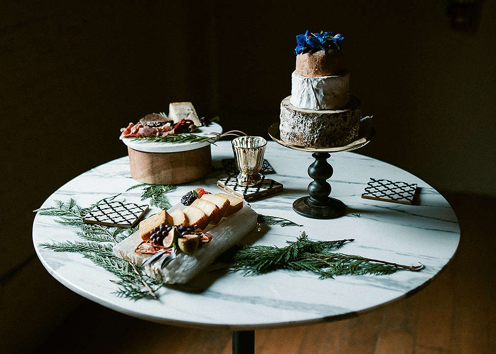 fromagination holiday table