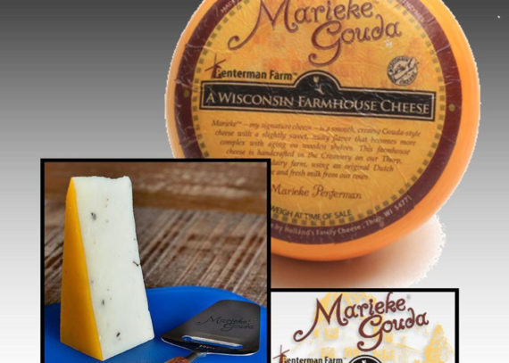 Fromagination features Marieke Truffle Gouda cheese