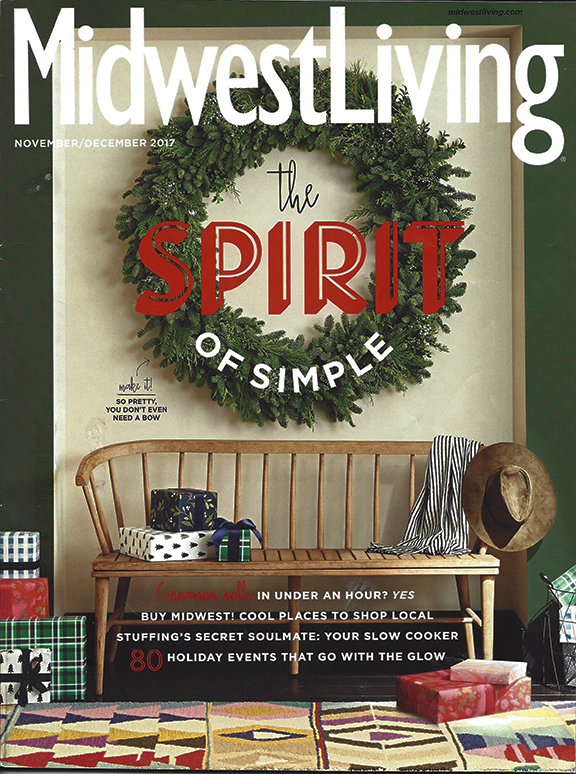 Fromagination feature in Midwest Living magazine