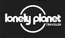Lonely Planet Traveller logo
