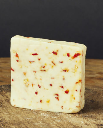 Fromagination features Goat Milk Pepper Jack cheese