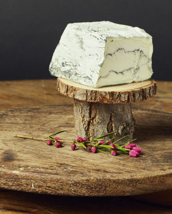 Sofia cheese from Capriole Farms