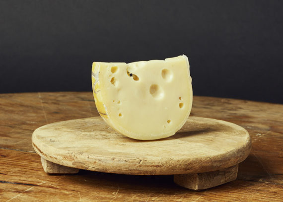 Fromagination features Holey Cow cheese