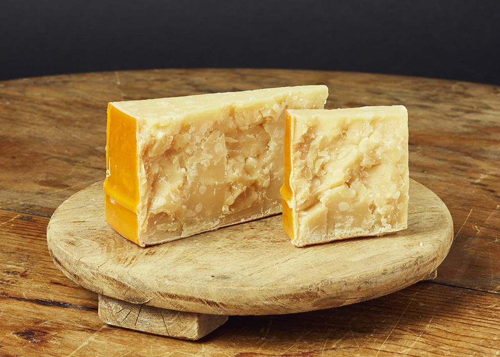 Fromagination features Bleu Mont Dairy's Grana cheese