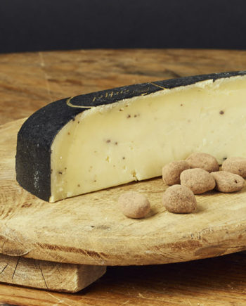 Fromagination features Truffle Gouda cheese
