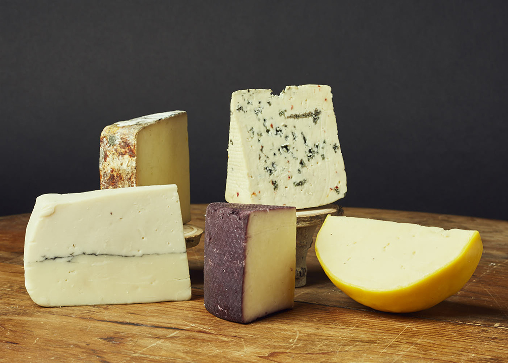 Fromagination features Carr Valley cheeses