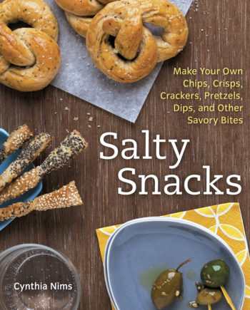 Salty Snacks book