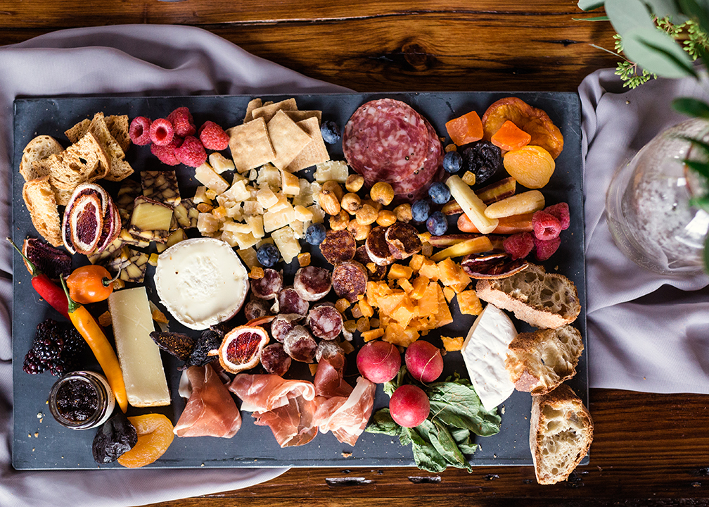 Fromagination features summer cheese boards