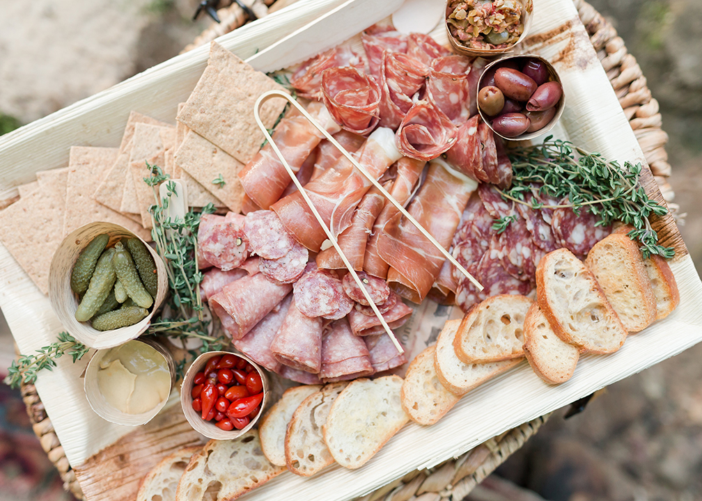 Summer cheese boards from Fromagination