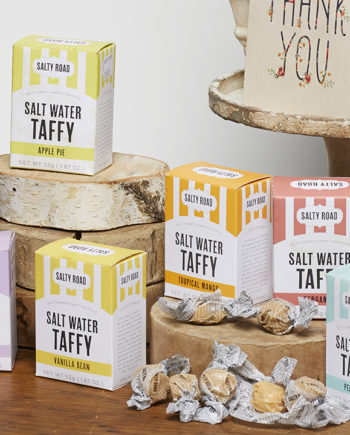 Salty Road Taffy