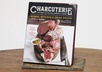 Charcuterie book