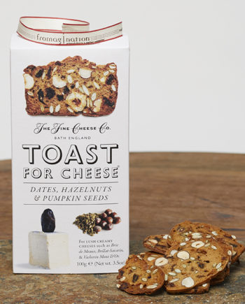 Fine Cheese Company Hazelnut Toast