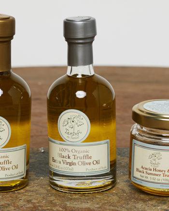 Italian Truffle Oil and Honey