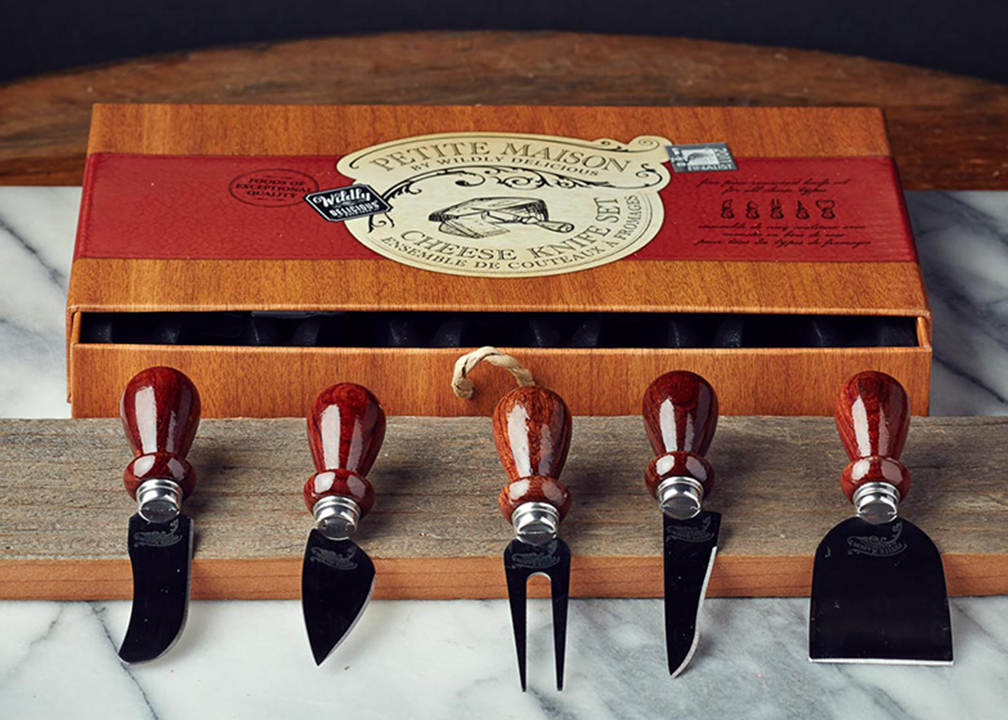 Petit Maison Cheese Knife Set