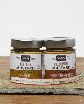 Wildly Delicious Mustard
