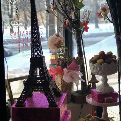 Paris in bloom shop