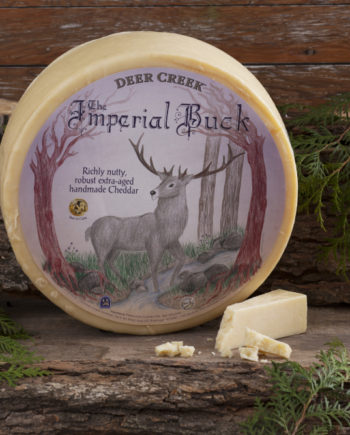 Imperial Buck cheese