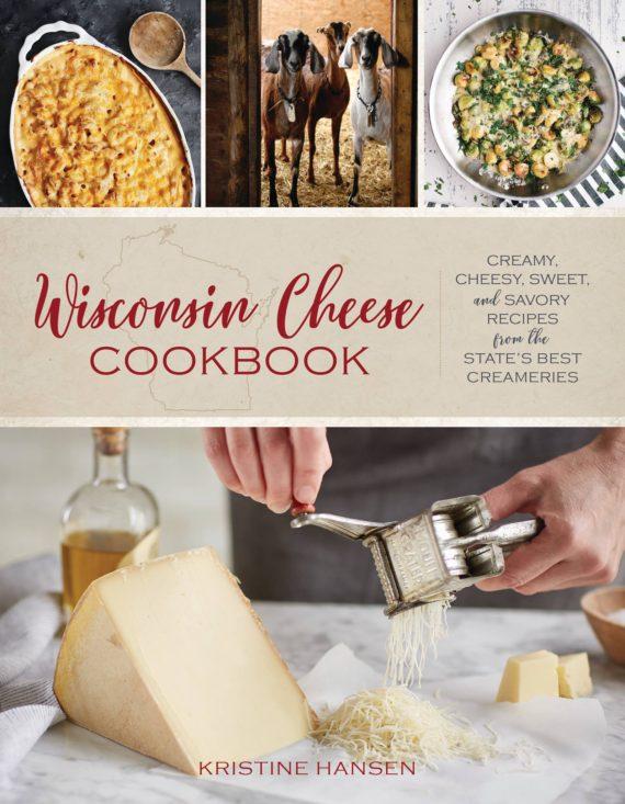 Wisconsin Cheese Cookbook