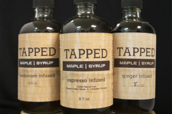 Tapped Maple Syrup