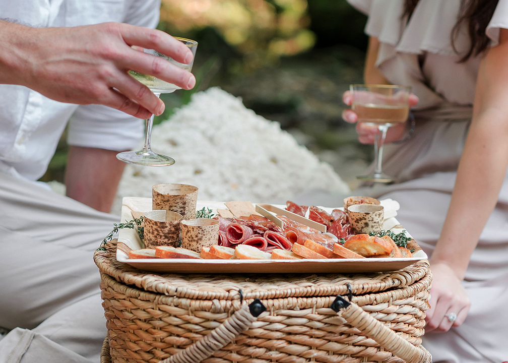 Summer Picnics from Fromagination