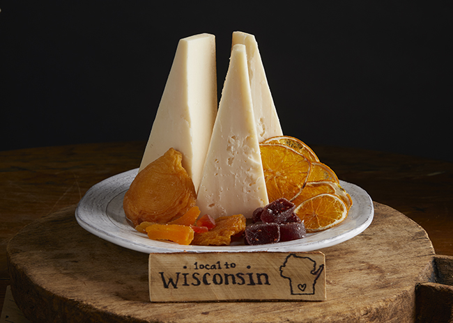 Fromagination features Evalon cheese