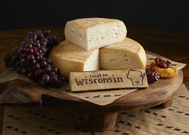 This is an image of Monroe cheese.