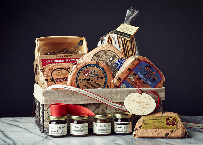 This is a picture of the Gold Collection Gift Set.