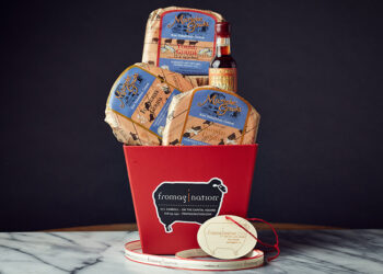 This is a picture of the Gouda Gift Set.