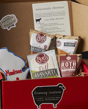 This is a picture of the Roth Award Winners gift set.
