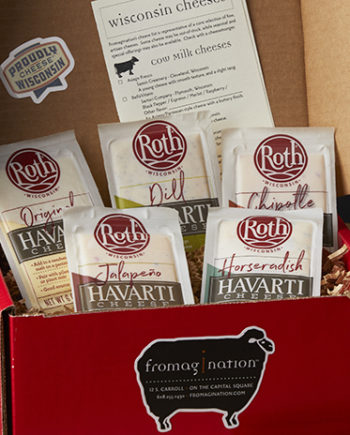 This is a picture of the Havarti Gift Set.