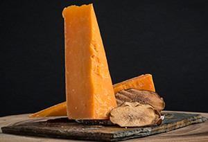 Wisconsin Cheddar cheese
