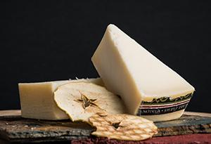 Wisconsin Goat milk cheese