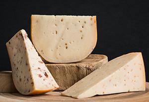 Wisconsin Gouda cheese