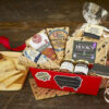 This is a picture of the Cheeseboard Essentials Gift Set from Fromagination.