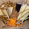 This a picture of cheese from Fromagination's Social Distancing Cheese Kit