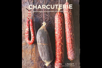 This is a picture of Charcuterie, a book offered by Fromagination