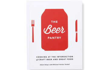 This is a picture of The Beer Pantry Book, offered by Fromagination.