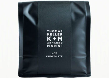 this is an image of the hot chocolate packaging.