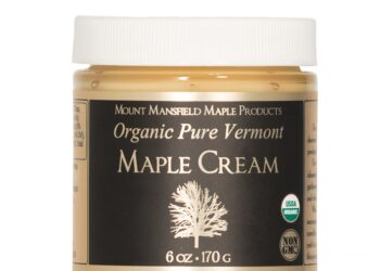 This is an image of our Maple Cream product.